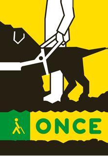 Logotipo de la Fundación ONCE del Perro Guía
