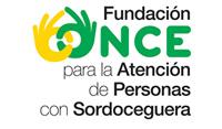 Logotipo de la Fundación Once para la Atención de Personas con Sordoceguera